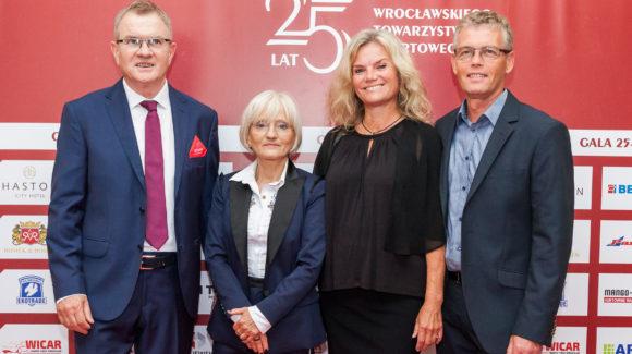 30.05.2018: Gala 25-lecia WTS Sparty Wrocław
