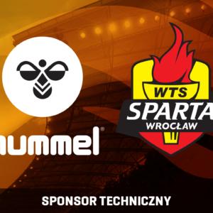 hummel® Sponsorem Technicznym WTS