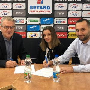 Dla-Przemysłu.pl ponownie z WTS Sparta Wrocław