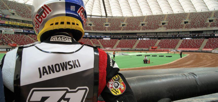 11.05.2018: trening przed Warsaw FIM Speedway GP