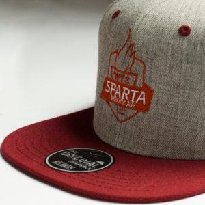 czapka szara wts