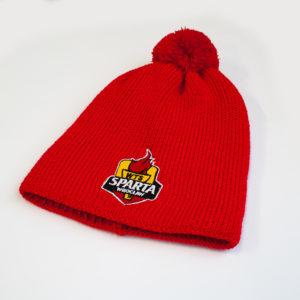 czapka zimowa sparta