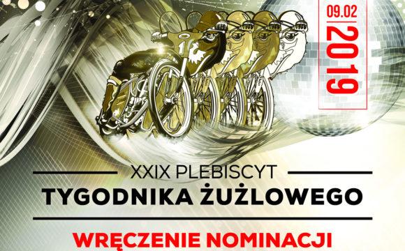 Spartanie nominowani w Plebiscycie Tygodnia Żużlowego