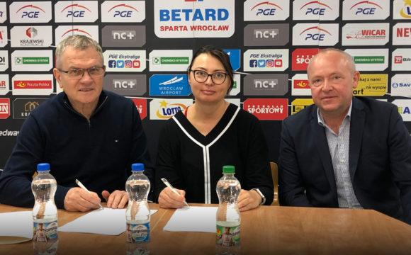 Etex sp. z o.o. nowym Sponsorem WTS Sparty Wrocław