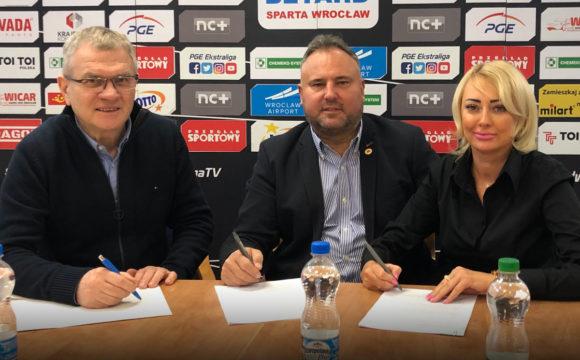 Rosiek&Rosiek Sponsorem Głównym WTS Sparty