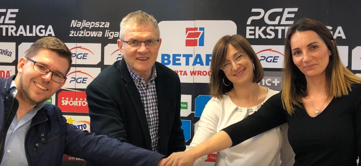 Kalios nowym Sponsorem WTS Sparty Wrocław!