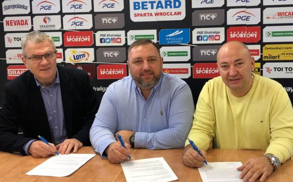 Mango-Radzio nadal Sponsorem Klubu