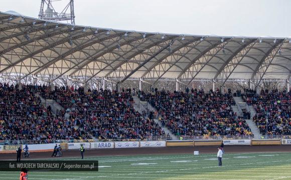 Ostatnie bilety na niedzielny mecz Betard Sparty Wrocław!