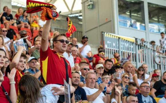 Ruszamy ze sprzedażą biletów na pierwszy mecz na Stadionie Olimpijskim z udziałem publiczności!