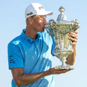 Spartanin w światowym TOP-ie golfistów!