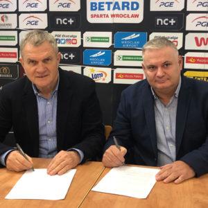Goja pozostaje Sponsorem Sparty Wrocław