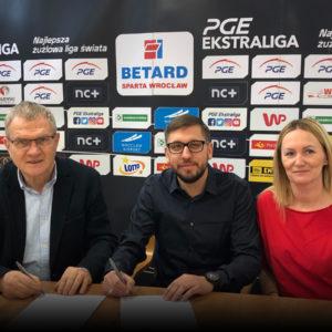 Medika przedłuża umowę z WTS Spartą Wrocław