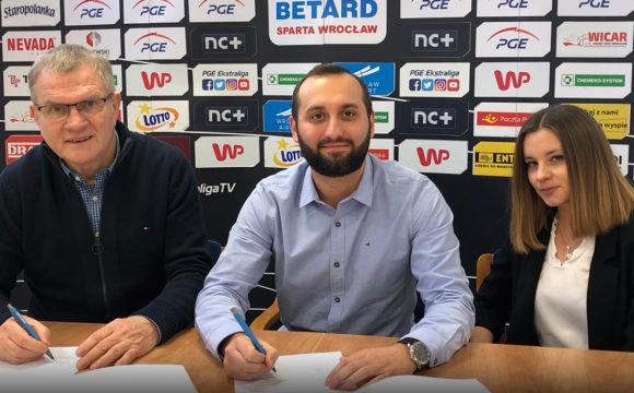 Dla-Przemyslu.pl zostaje Sponsorem Głównym WTS Sparty Wrocław