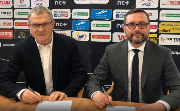 Immergas Sponsorem Premium WTS Sparty Wrocław