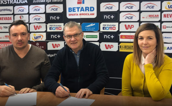 KDK Group pozostaje Sponsorem WTS Sparty Wrocław