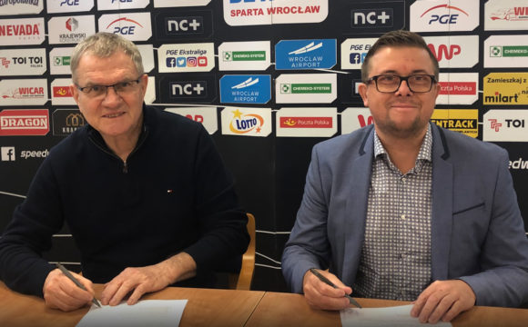 Leroy Merlin kolejny rok z WTS Spartą Wrocław