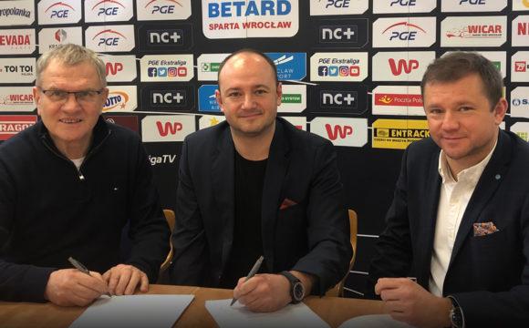 Pneumat w sezonie 2020 Sponsorem Premium WTS Sparty Wrocław