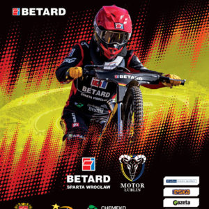 Program meczowy Betard Sparta – Motor