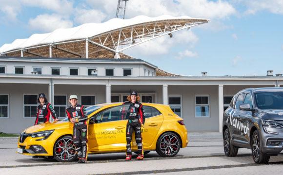 Renault Nawrot sponsorem głównym Betard Sparty