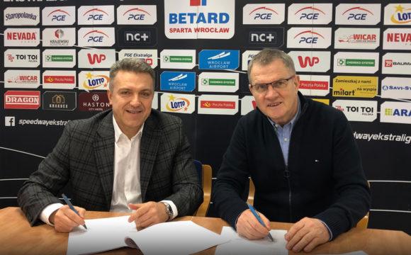 Beckhoff Sponsorem WTS Sparty Wrocław