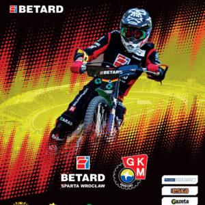 Program meczowy Betard Sparta – MrGarden GKM