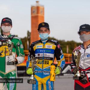 Puchar Ekstraligi 250 cc: Oskar Paluch wygrał we Wrocławiu