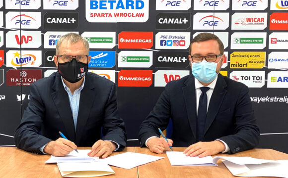Immergas Sponsorem Strategicznym WTS Sparta Wrocław