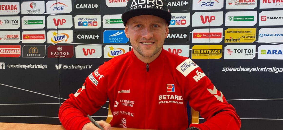 Transfery: Artem Laguta zawodnikiem Betard Sparty Wrocław!