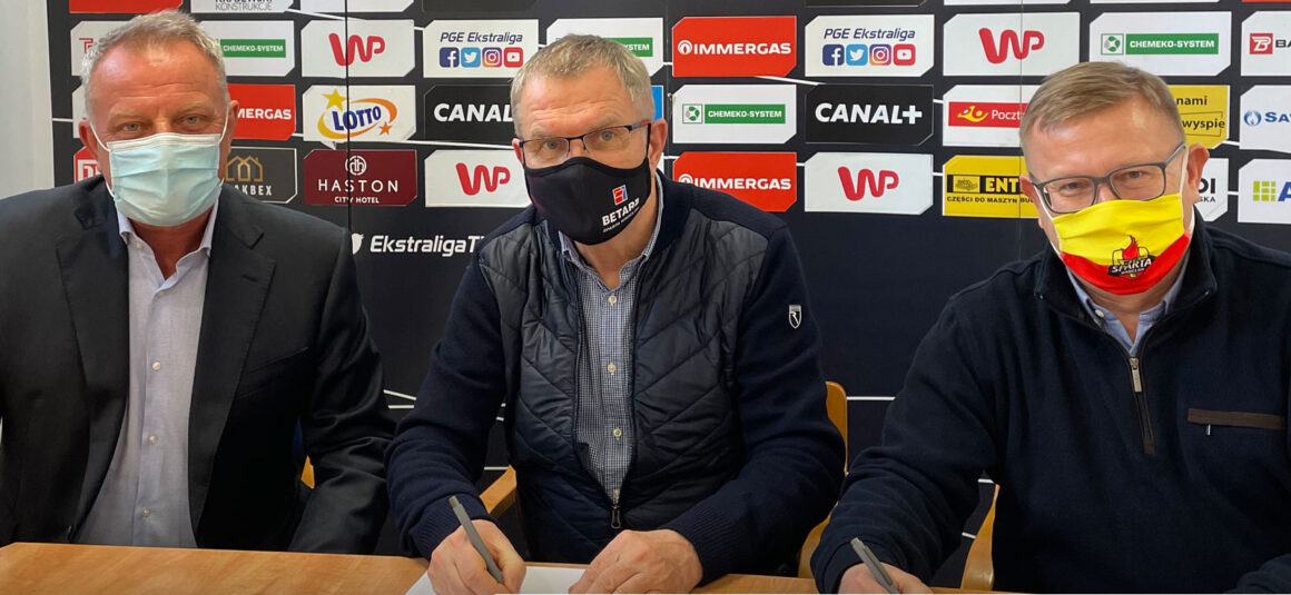 Röben pozostaje sponsorem WTS Sparta