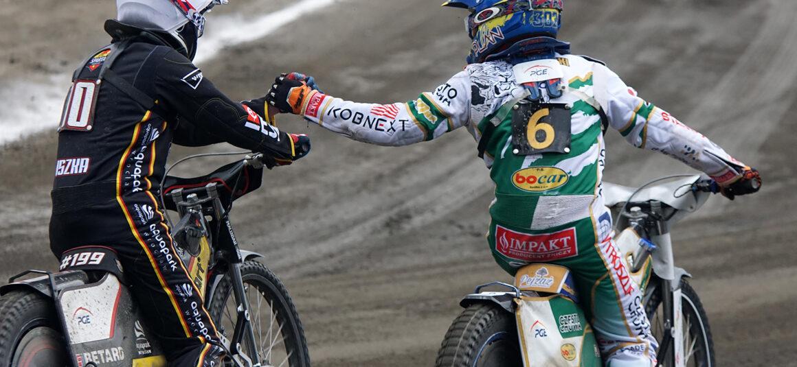 Bocar Włókniarz wygrywa na Okimpijskim