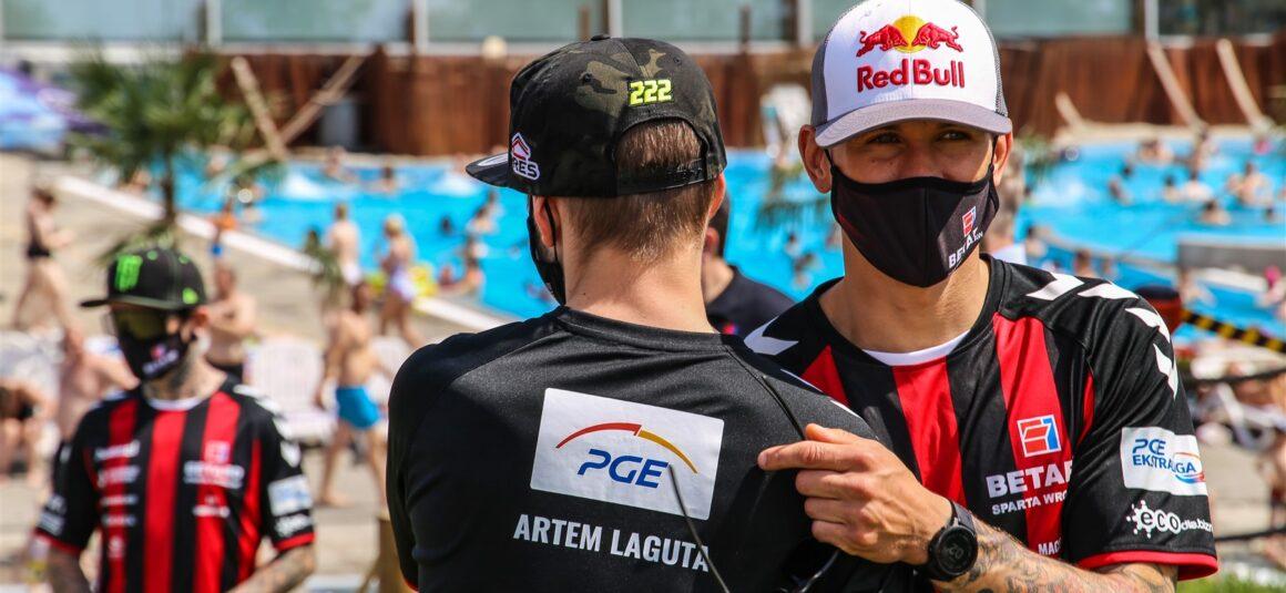 Aquapark Wrocław rozszerza współpracę z liderami Betard Sparty