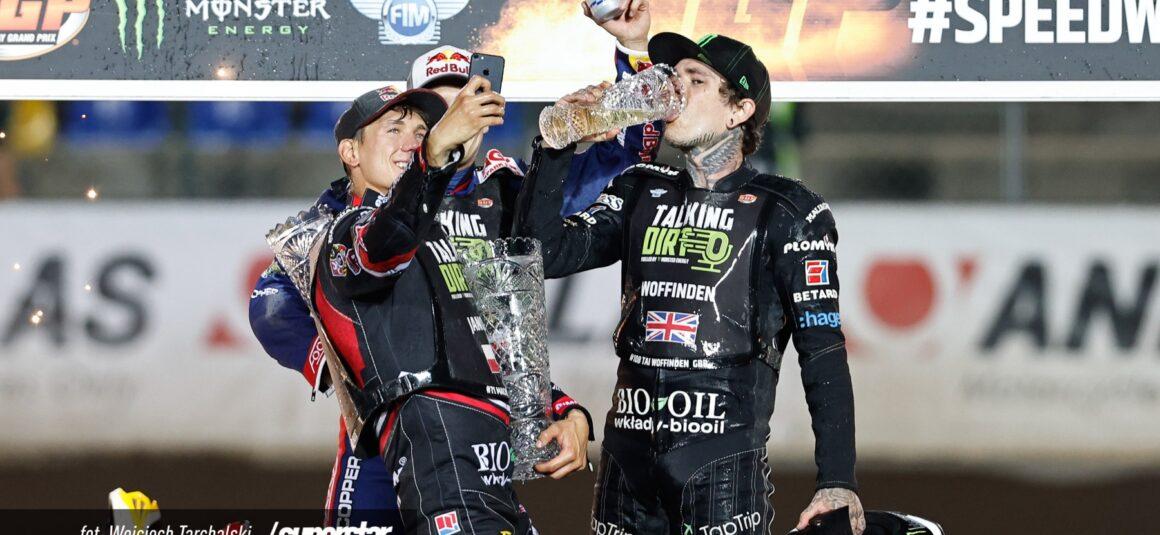 Maciej Janowski wygrywa na inaugurację cyklu Grand Prix