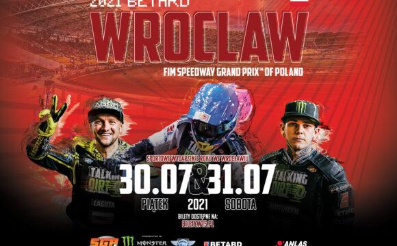 Wszystko co powinniście wiedzieć przed 2021 Betard Wrocław FIM Speedway Grand Prix Polski