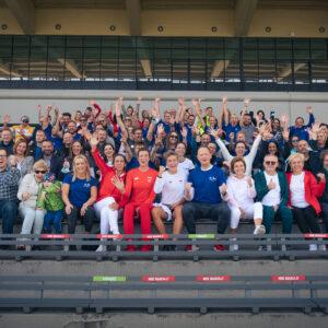 Pracownicy Totalizatora Sportowego pokonali milion kilometrów dla dzieci z chorobami nowotworowymi