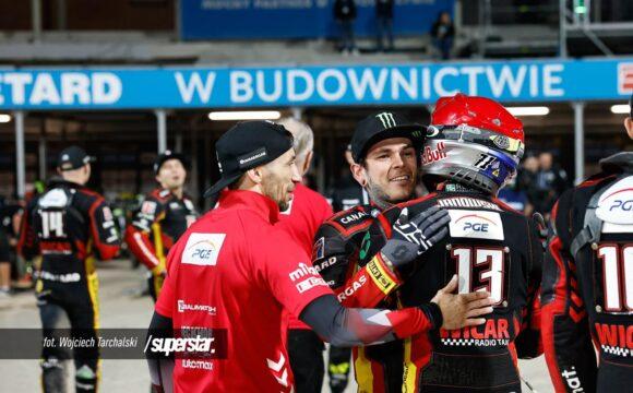 Janowski i Woffinden drużynowymi mistrzami Szwecji!